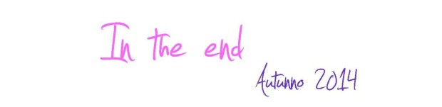 In the end_rit