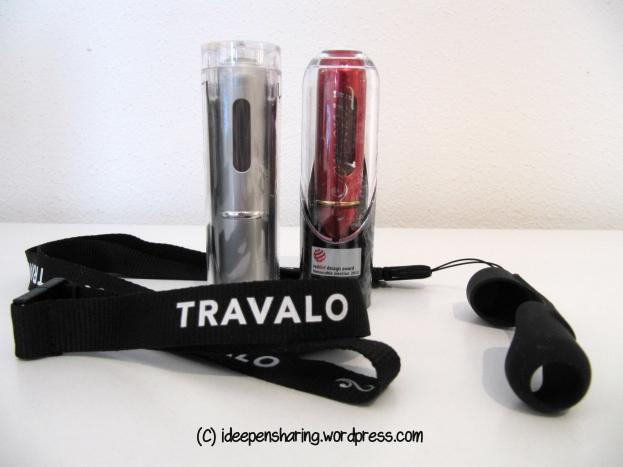 Gli omaggi di Travalo