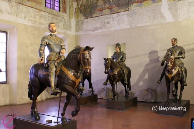 La Cavalcata a Palazzo Ducale