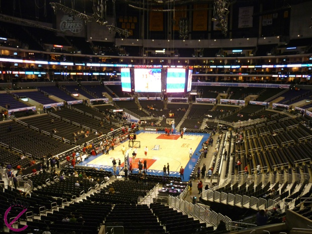Per gli amanti dell'NBA: Staples Center - Los Angeles