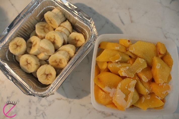 frutta congelata
