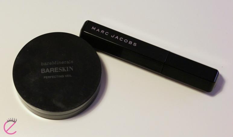 Make up! Cipria bareMinerals & Mascara Marc Jacobs